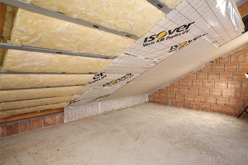 Izolacja dachu skośnego
