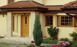 Bezpieczne drzwi wejściowe