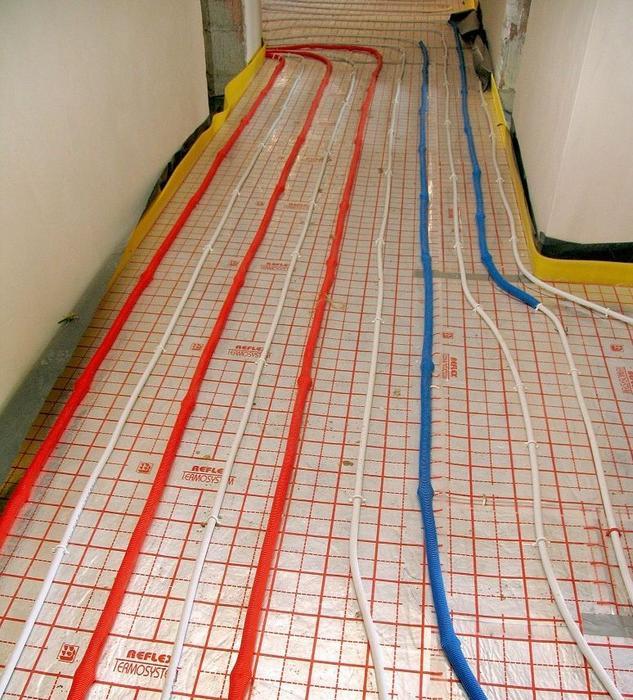 Czy jest sens robić ogrzewanie podłogowe w całym domu?