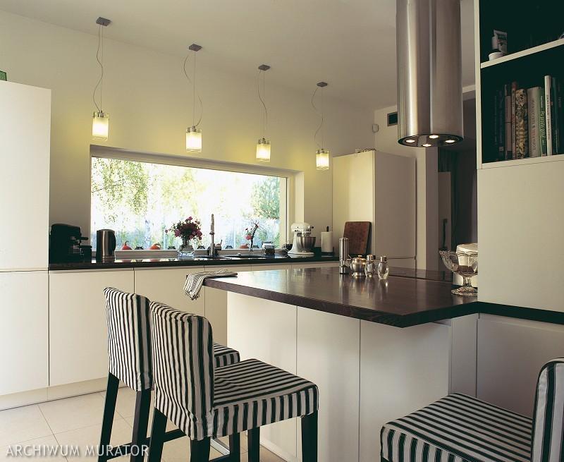 Galeria zdjęć  Biało czarna kuchnia  zdjęcia, aranżacje   -> Kuchnia Bialo Czarna Galeria