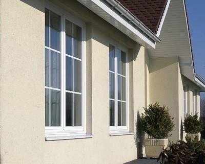 Wybór okien a kolor elewacji