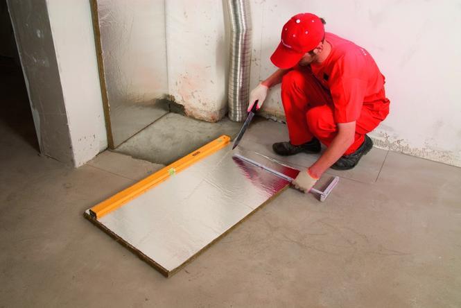Izolacja kominka - planowanie ułożenia płyt izolacyjnych