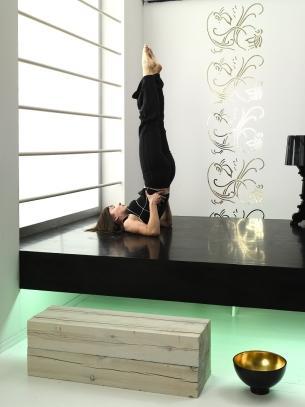 Sypialnia jogina