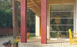 Słup betonowy lub słup drewniany. Z czego zrobić słup w domu?