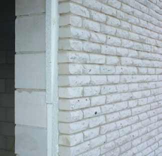 Styropian w ścianach trójwarstwowych