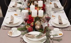 Świąteczne inspiracje. 15 pomysłów na dekorację wigilijnego stołu [ZDJĘCIA]