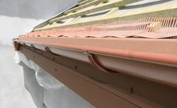 Akcesoria dachowe - wentylacja dachu z dachówek ceramicznych