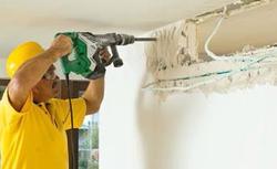 Wyburzanie ścian. Modernizacja instalacji podczas łączenia pomieszczeń