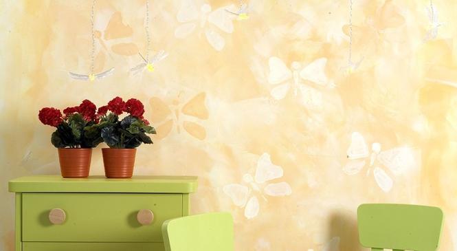 Wiosna na ścianie