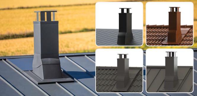 VILPE® Przejście dla kominów modułowych