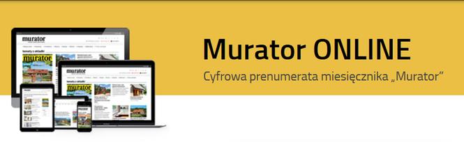 Prenumerata Murator Online