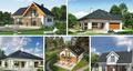 5 projektów domów z poddaszem użytkowym. Funkcjonalne domy z poddaszem użytkowym