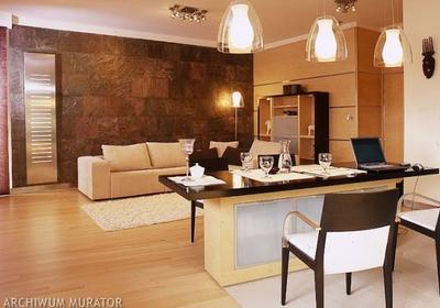 Kamień - ekskluzywny materiał wykończeniowy na ściany, podłogi i schody