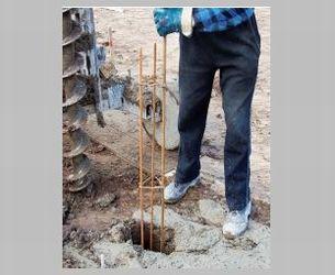 Mikropale - fundament na trudne grunty