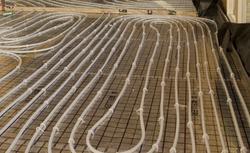 Kotłownia dostosowana do zasilania ogrzewania podłogowego