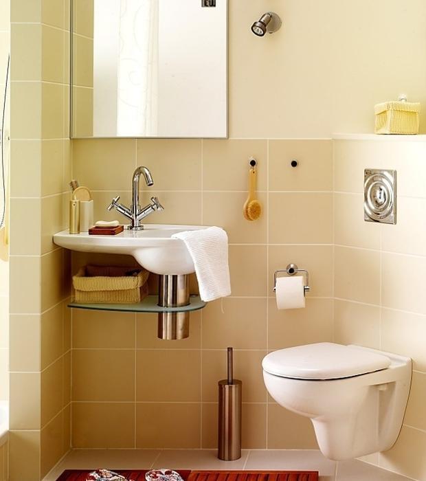 Переделки ванной комнаты