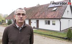 Remont starego domu na Mazurach